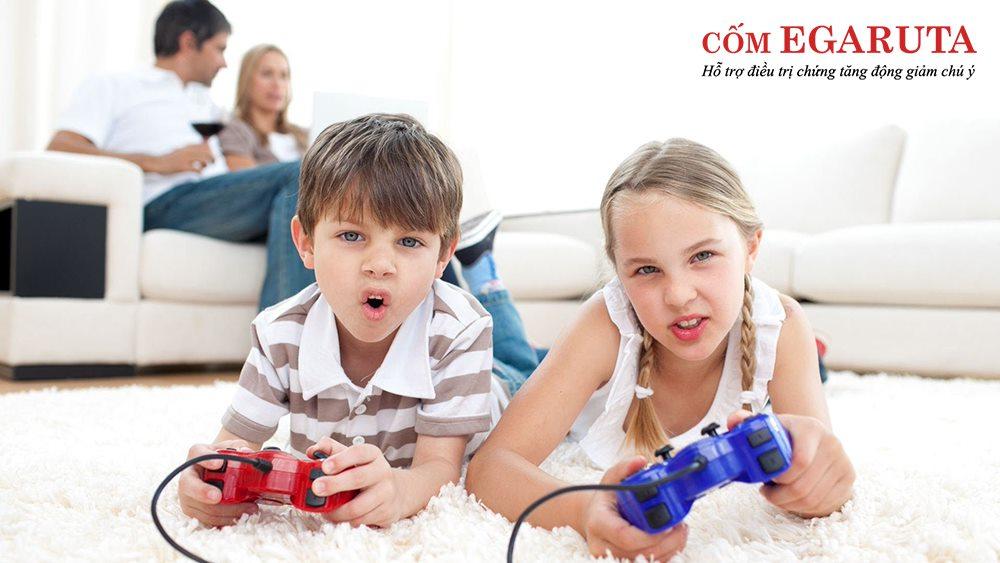 Hạn chế trẻ chơi các trò chơi điện tử mang tính bạo lực